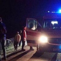 Van'da askeri araç devrildi: 26 yaralı