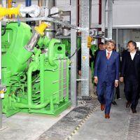Van'da çöpten elektrik üretimine başlandı