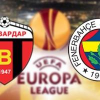 Vardar - Fenerbahçe maçı hangi kanalda, şifresiz mi yayınlanacak?