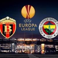 Vardar Fenerbahçe maçı canlı HD Tivibu
