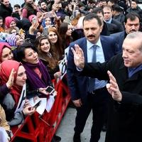 Vatandaşlar Cumhurbaşkanı'nın doğum gününü kutladı