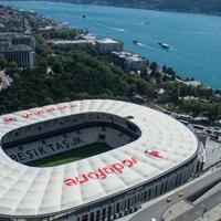 Vodafone Park dünyanın en iyi stadyumları listesinde