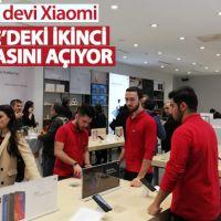 Xiaomi Türkiye'deki ikinci Mi mağazasını açıyor
