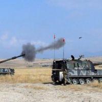 YPG'nin Tel Rıfat'tan yaptığı taciz ateşine karşılık verildi