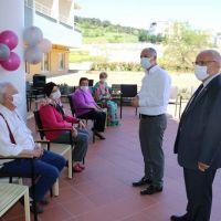 Yaşlı Bakım ve Huzurevi Sakinleri, Bayramda Unutulmadı