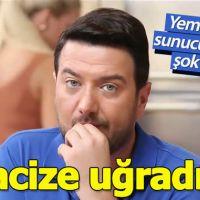 Yemekteyiz sunucusu Onur Büyüktopçu'dan cinsel taciz itirafı!