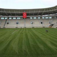 Yeni Ordu Stadı açılmaya hazırlanıyor