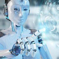 Yeni mesai arkadaşlarımız; robot ve hologram