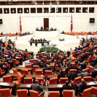 Yeni sistemin ilk bütçe tasarısı Meclis'te!