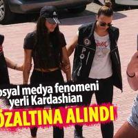 """""""Yerli Kardashian"""" Pelinsu Meşe gözaltına alındı"""