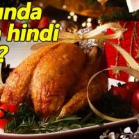 Yılbaşında neden hindi kesilir | Hindi eti yemekleri dini bir simge mi?