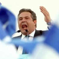 Yunan bakan Erdoğan'a hakaretler savurdu