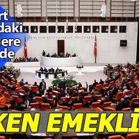 Yurt dışındaki Türklere erken emeklilik fırsatı