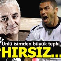 Zafer Algöz'den Burak Yılmaz transferine tepki