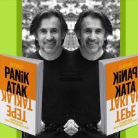 Ziya Yazıcı'dan yeni kitap: Panik Atak-Tepe Taklak