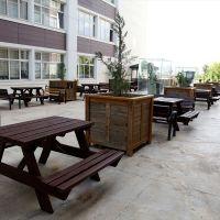 Keçiören Belediyesi'nden Ankara'daki üniversitelere peyzaj desteği