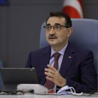 Enerji ve Tabii Kaynaklar Bakanı Dönmez, MÜSİAD heyetiyle görüştü: