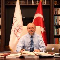 """İstanbul Sabahattin Zaim Üniversitesi Rektörü Bulut: """"Türkiye'nin faizsiz finansın merkezi olacağına inanıyorum"""""""