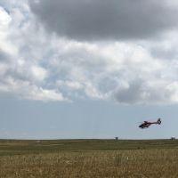 """TUSAŞ: """"Test uçuşu yapan Hürkuş uçağımız Ankara Beypazarı bölgesinde kaza geçirdi, 2 pilotumuzun sağlık durumları iyi."""""""