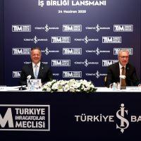 TİM ve İş Bankası'ndan ihracatçılar için iş birliği