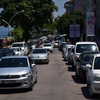 """""""Batı Karadeniz'in incisi"""" Akçakoca'da hafta sonu yoğunluğu"""