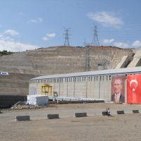 Bingöl Aşağı ve Yukarı Kalehan barajlarında enerji üretimine başlandı