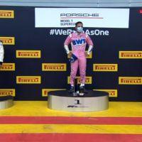 Milli otomobil sporcusu Ayhancan Güven, Red Bull Ring'de ikinci oldu