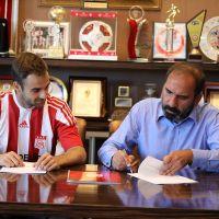Sivasspor, İspanyol futbolcu Jorge Felix'i transfer etti