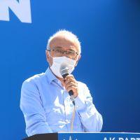 TBMM Plan ve Bütçe Komisyonu Başkanı Elvan, Mersin'de konuştu: