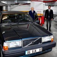 """MHP Genel Başkanı Bahçeli, """"BJK"""" plakalı aracını hediye etti"""