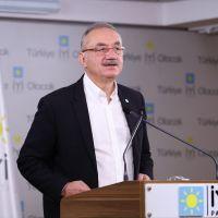 İYİ Partili Tatlıoğlu ekonomi gündemini değerlendirdi: