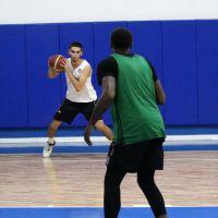Beşiktaş Erkek Basketbol Takımı'nın Bolu kampı sürüyor