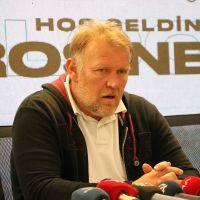 Denizlispor, teknik direktör Robert Prosinecki ile sözleşme imzaladı