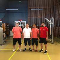 Güreş Federasyonu Başkanı Musa Aydın'ın kamp ziyaretleri sürüyor