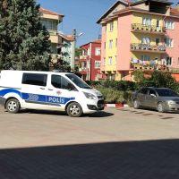 Uşak'ta bir kadın eşini öldürdü