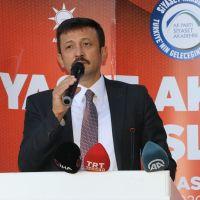 """AK Parti'li Dağ: """"Hak ve özgürlükler noktasında bu ülkeye sınıf atlattık"""""""