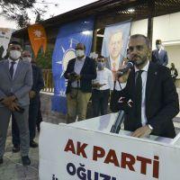 AK Parti Genel Başkan Yardımcısı Erkan Kandemir Çorum'da konuştu: