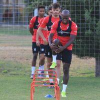 Antalyaspor, günü çift idmanla tamamladı