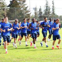 Trabzonspor'da Yeni Malatyaspor maçı hazırlıkları