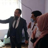 Milli Eğitim Bakan Selçuk, Ağrı'daki köy öğretmenleriyle telefonda görüntülü görüştü