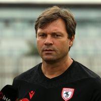 """Samsunspor Teknik Direktörü Sağlam: """"Hem rakiplerle hem de Kovid-19 ile mücadele ediyoruz"""""""