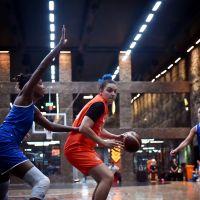 Basketbol: Müfide İlhan Kadın Basketbol Turnuvası başladı