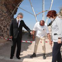Karacahisar Kalesi bilim dünyasına ve turizme sunulacak