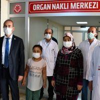 Sivas'ta iki kadına böbrek nakledildi