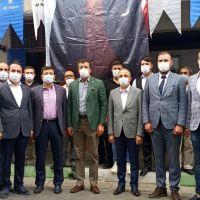 AK Parti'li Hamza Dağ, Beydağ 7. Olağan İlçe Kongresi'nde konuştu: