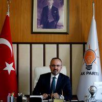 AK Parti Grup Başkanvekili Bülent Turan, yeni yasama yılından beklentilerini anlattı: