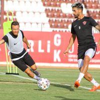 Atakaş Hatayspor, Aytemiz Alanyaspor maçının hazırlıklarını sürdürdü