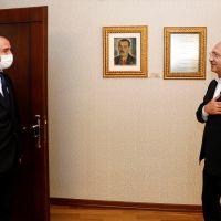 Kılıçdaroğlu, Milliyetçi İmam Hatipliler Derneği Üyeleri ile video konferans yöntemiyle görüştü: