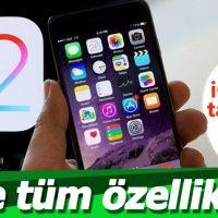 iOS 12 ne zaman gelecek özellikleri neler - Apple Store iOS 12 indir