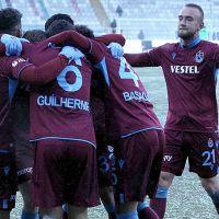 Trabzonspor kupada yarı finale yükseldi